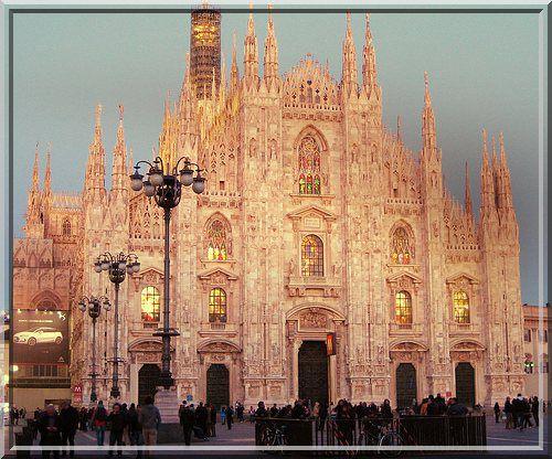 Duomo, Milan, Italie