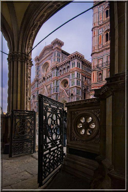 Cathédrale de Florence, Italie