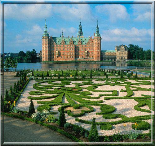 Frederiksborg Slot, Danemark