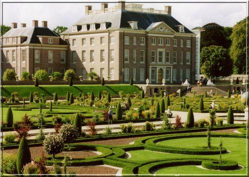 Het Loo Palace, Pays bas