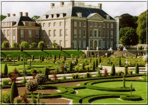 Het Loo Palace, Pays bas
