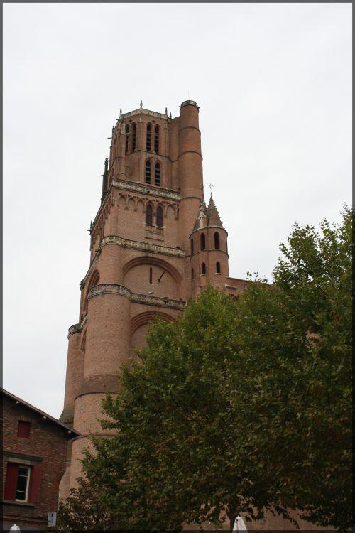 Cathédrale Sainte Cécile.