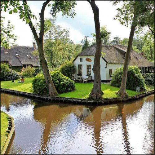 Giethoorn, Pays-bas