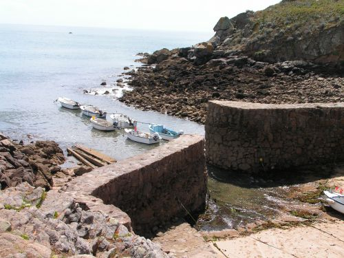 Le port de la Meule