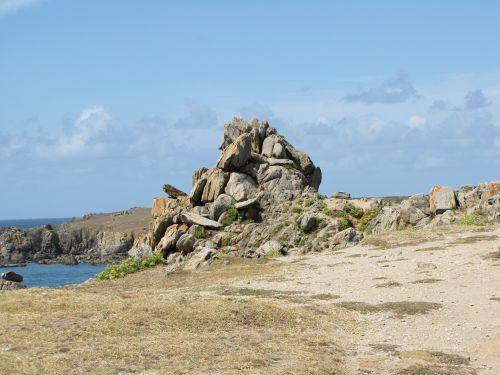 Le rocher tramblant