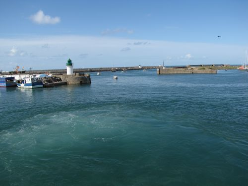 Le port de St Gilles Croix de Vie et Joinville