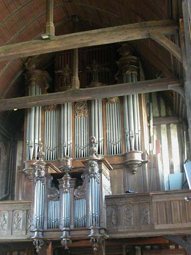 L'église Sainte Catherine