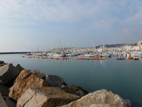 Le port de plaisance du Havre
