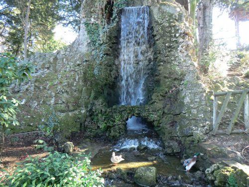 La Cascade du Jardin des Plantes