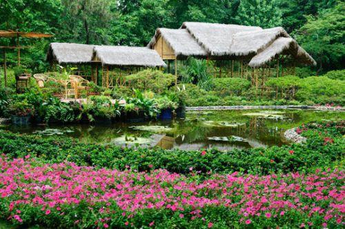 Les jardins de Suzhou en Chine