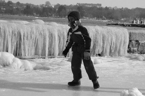 Vive le patinage! - Perle du Lac