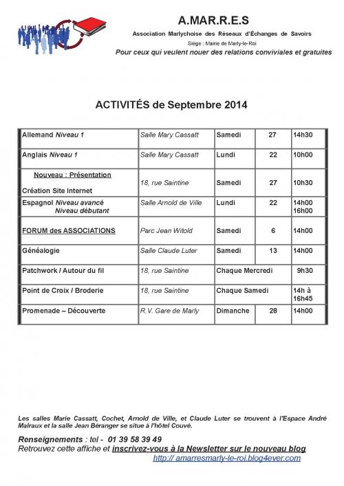 ACTIVITÉS de septembre 2014.jpg