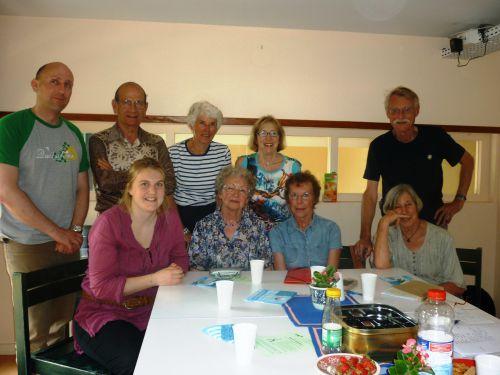 Allemand : séance de juin 2012