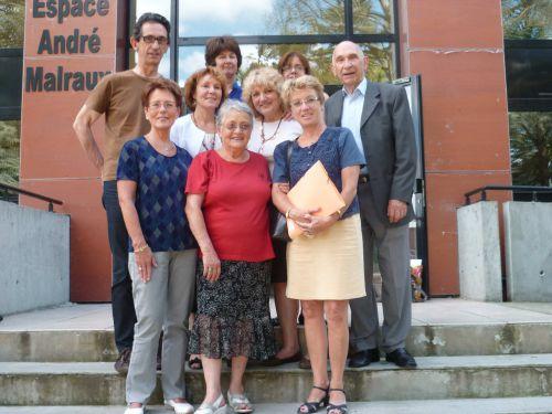 Espagnol : séance de juillet 2012
