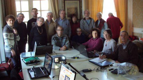 Atelier Micro-Informatique décembre 2012