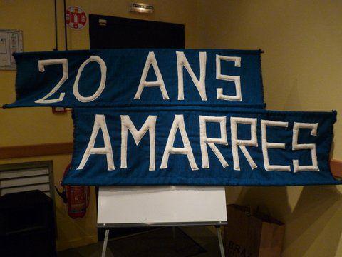 AG 2013 : 20 ans d'AMARRES !