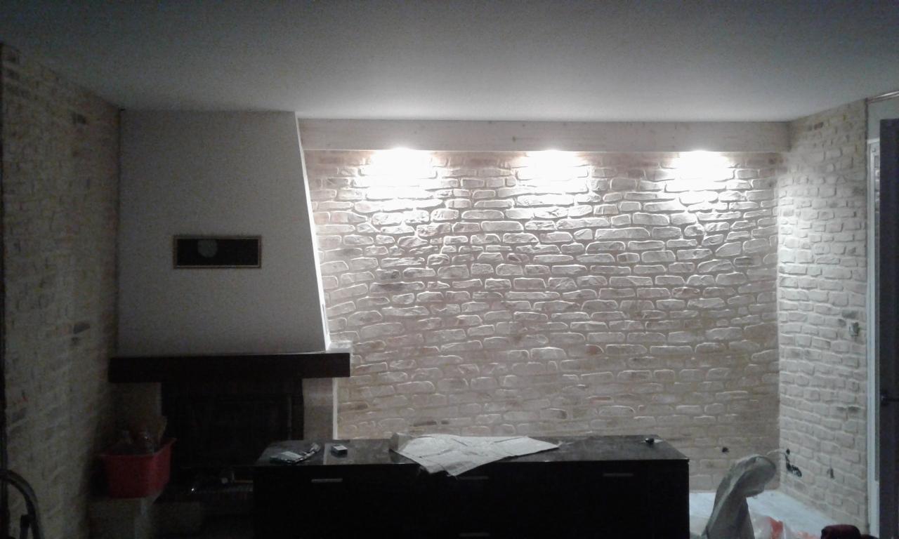 Decoration En Enduit Pierre En Interieur Btp Gohier Specialiste De La Renovation Et De L Entretien De L Habitat