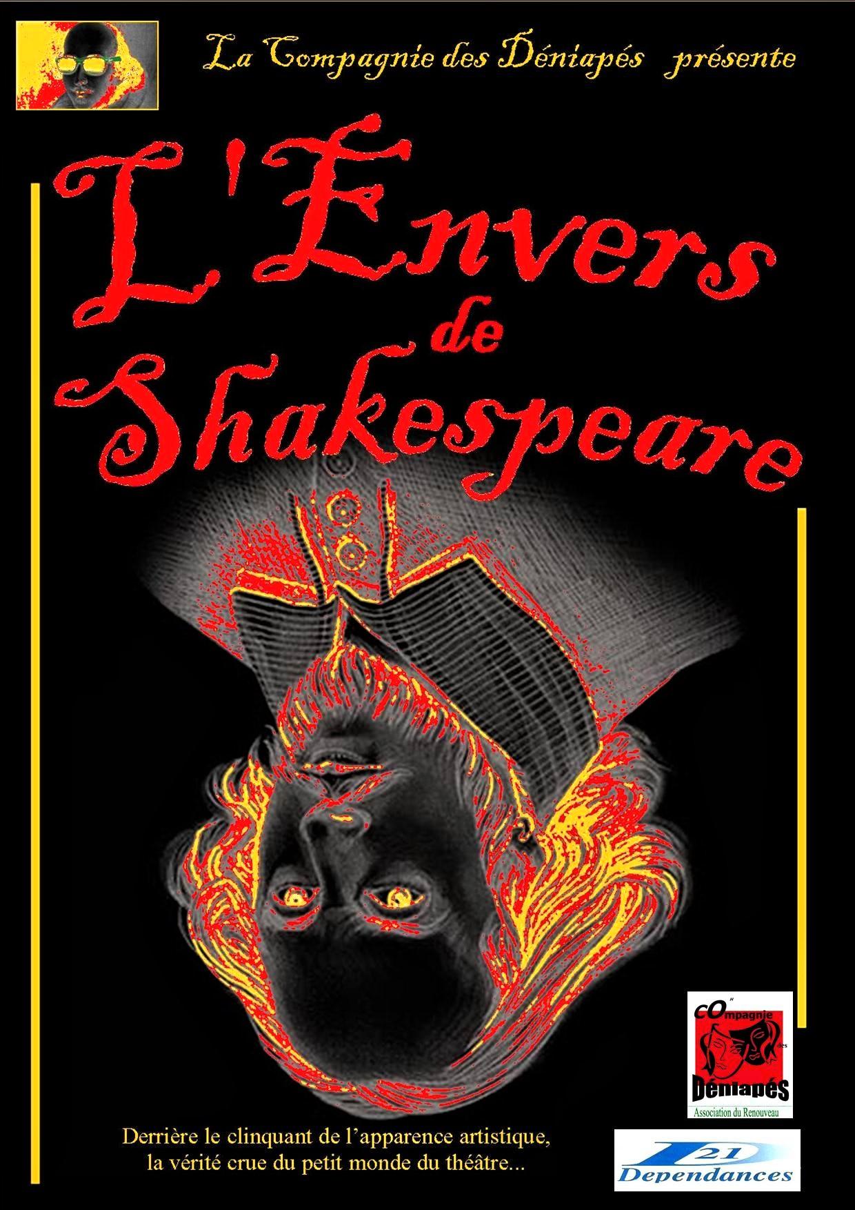 Affiche Envers de Shakespeare 04DE.jpg