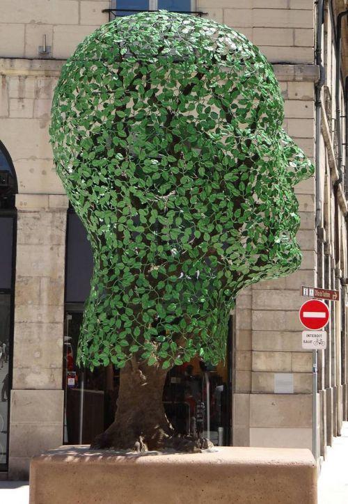 Dijon - Rue de la Liberté - Place François Rude