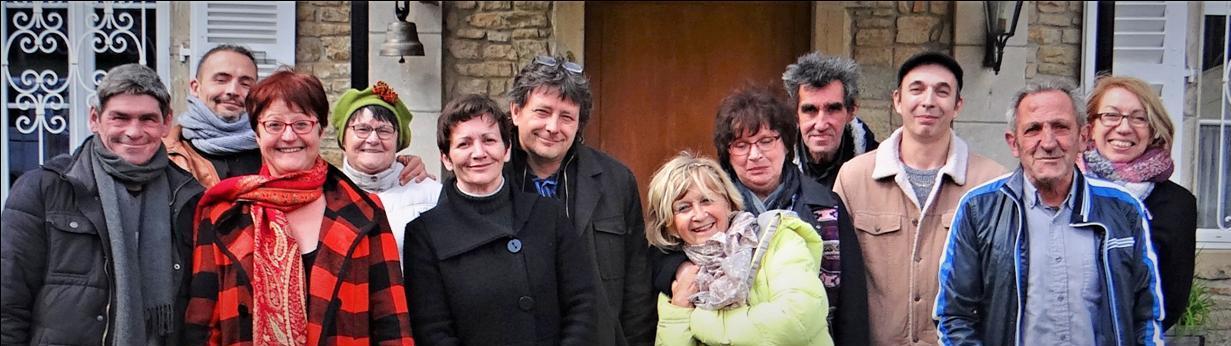 Week-end au Château de Pagney - Mai 2019