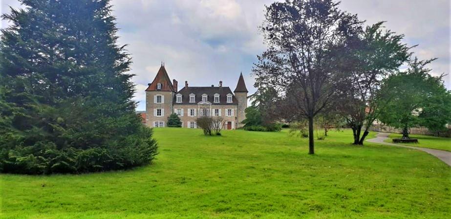 Le château de Beauregard - Week-end à Pagney - Mai 2019 - Photo : Nicolas Bourgeois