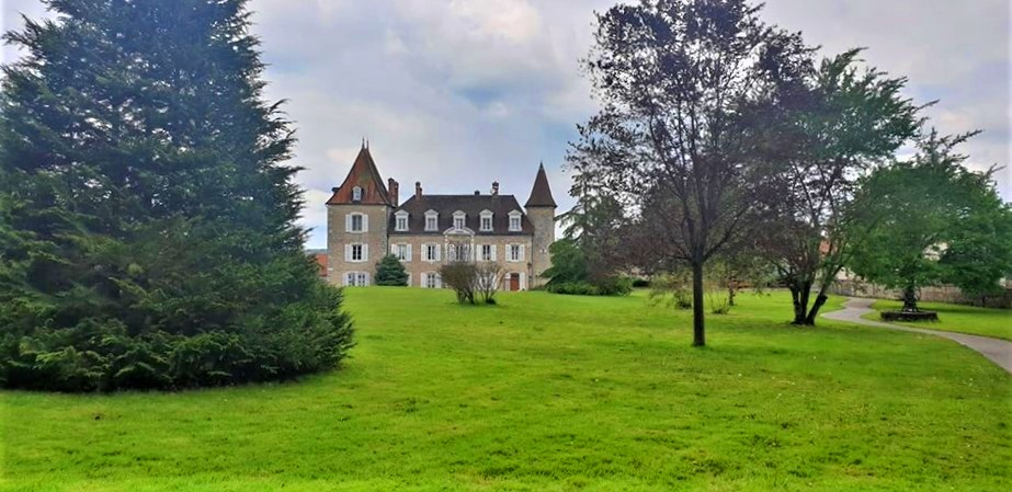 Le château de Beauregard - Week-end à Pagney - Mai 2019 - Photo : Nicolas Bourgeois
