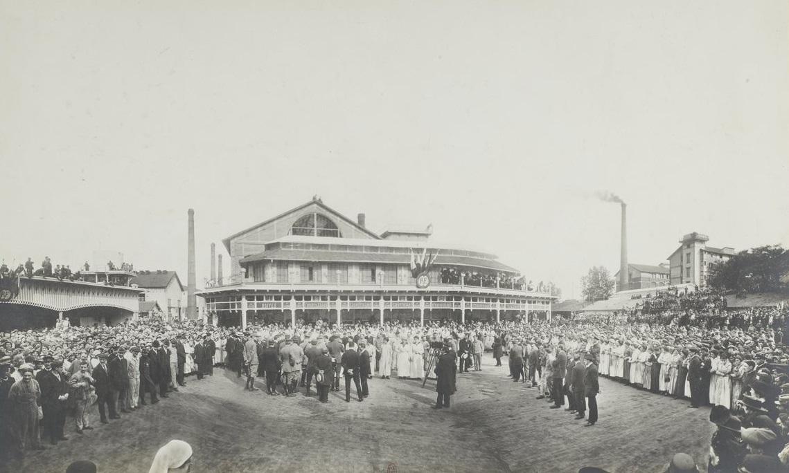 1916-06-24Gilinskired