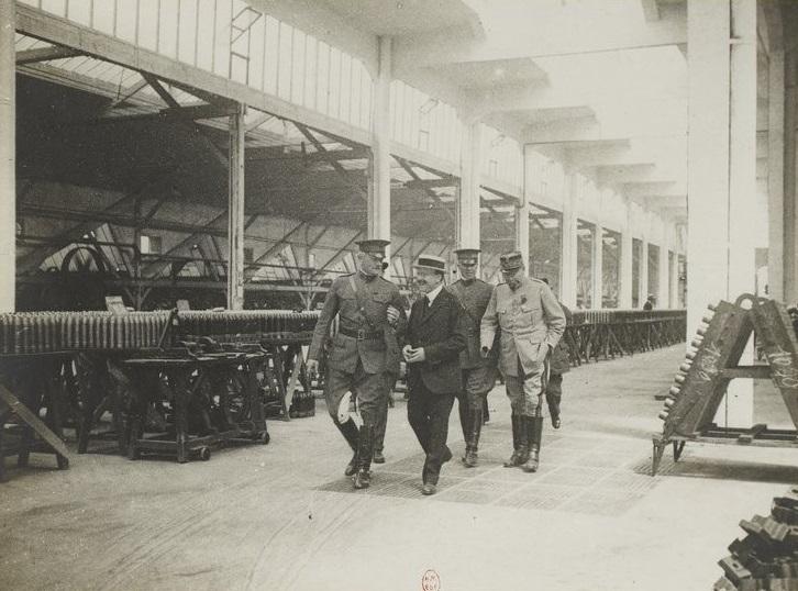 19170712Pershing-ACvisite