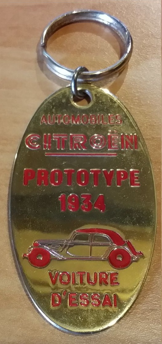 1984porte-clef