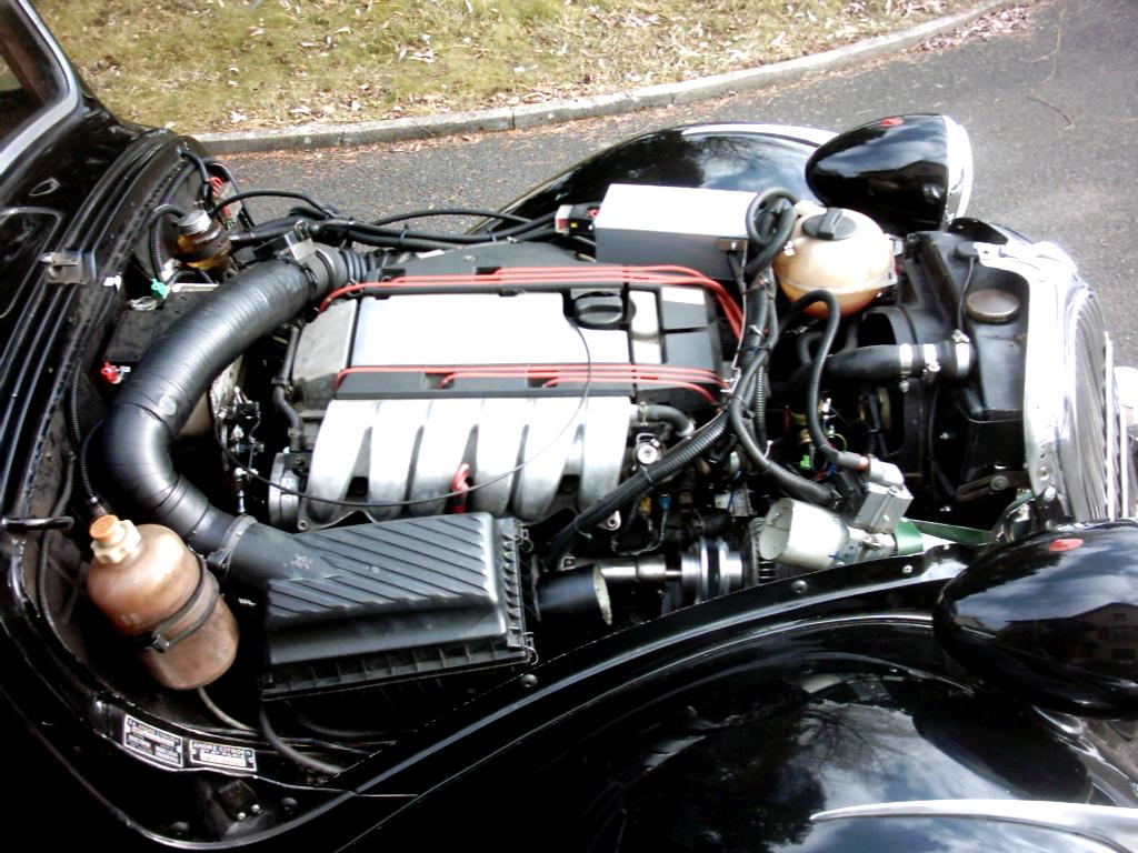 TA moteur modifié