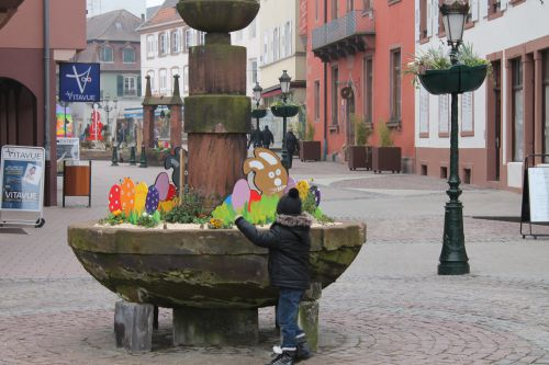 promenade pascale a Haguenau
