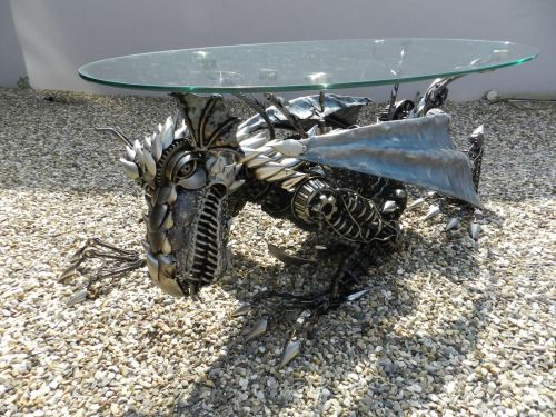TABLE BASSE DRAGON 1m30