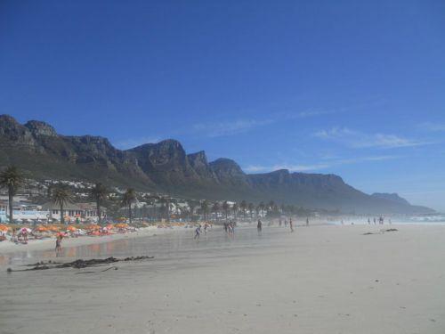 plage de Cape Town