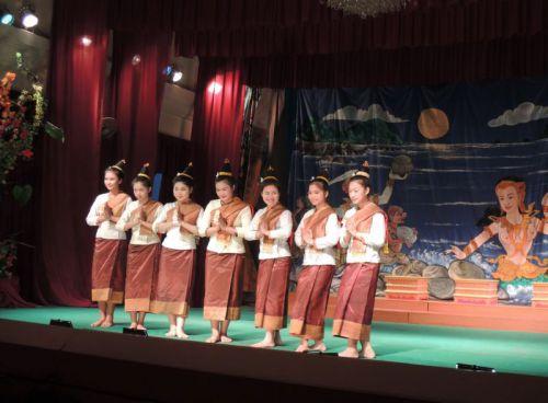 theatre Luang Prabang