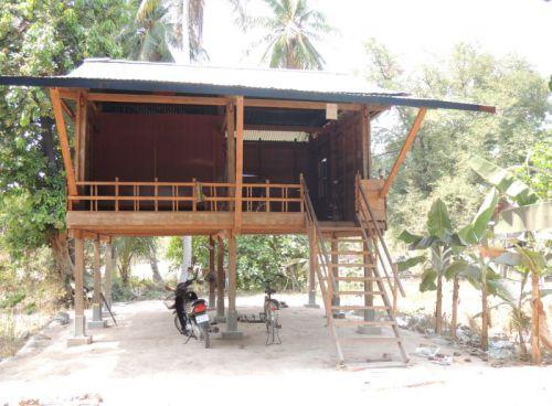 route de Banteay Srei