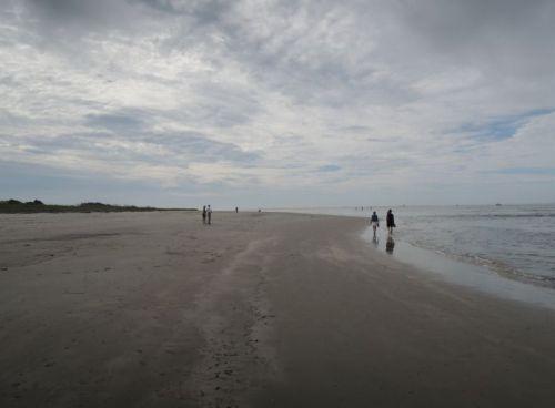 plage de Charleston
