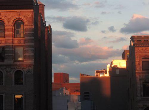 vue de la terrasse de chez Paul