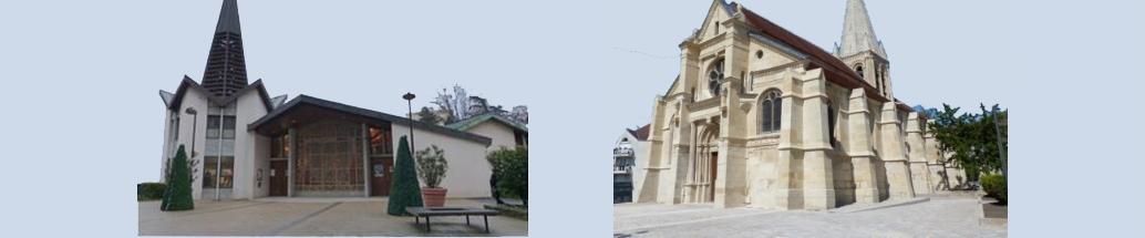 Paroisses catholiques de Sarcelles