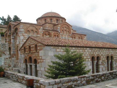 DSCN4693-monastère OSIOS LOUKAS Grèce
