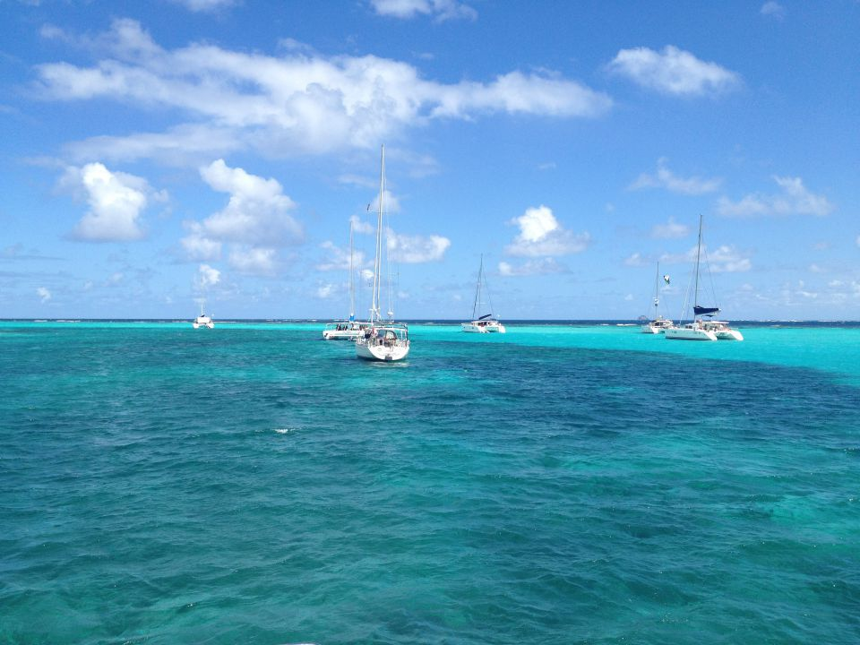 Croisières  en voiliers dans les Caraïbes