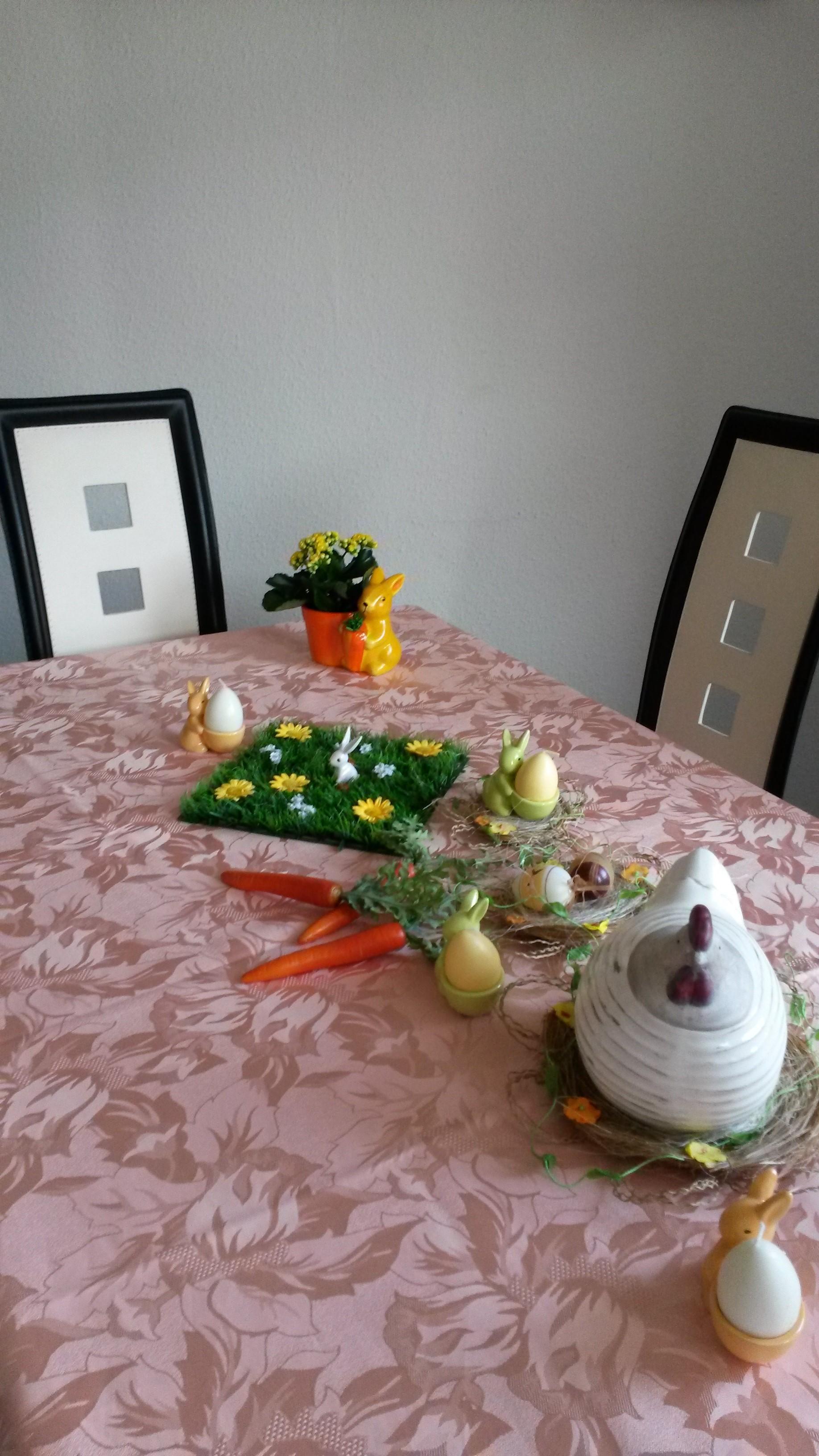 Table de Pâques datant