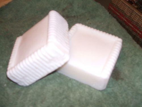 Mes barres de savon pour la lessive