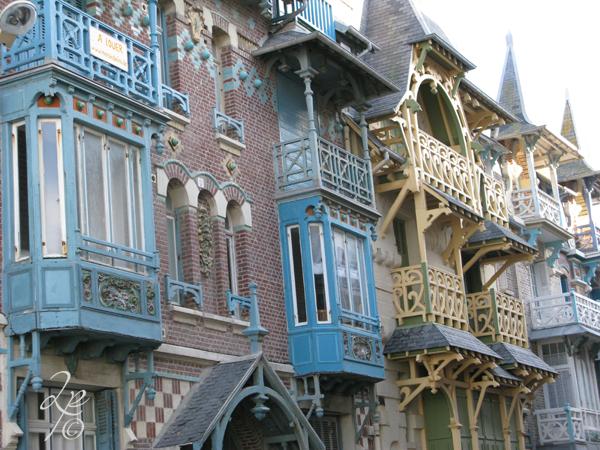 Escale côtière : Côte d'Albâtre L'architecture de Mers-les-Bains Département de la Somme Région Hauts-de-France France