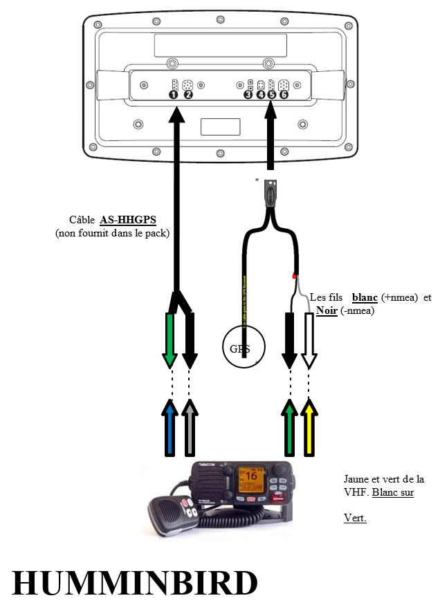 humminbird wiring diagram