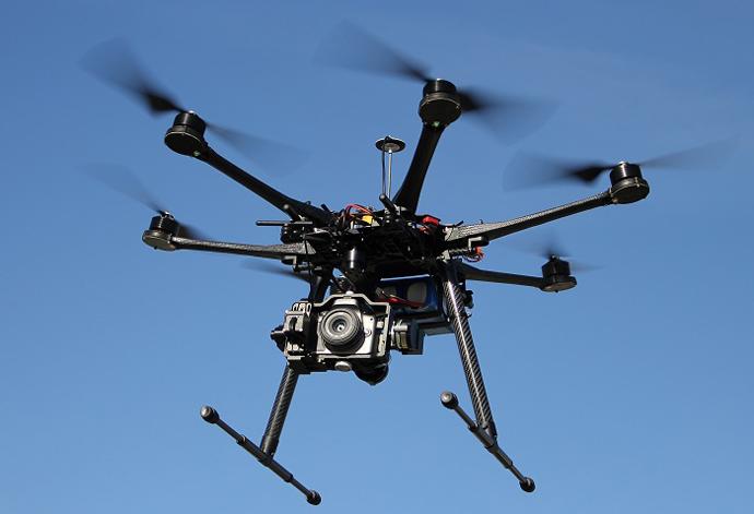 drone parrot caractéristique