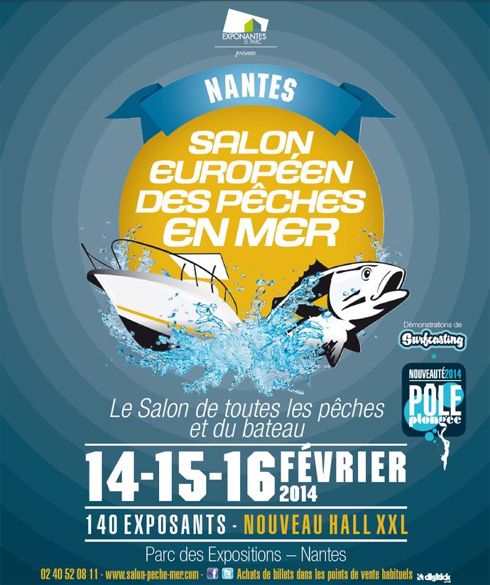 France salon de la p che en mer gpm guide de la for Salon nautique amsterdam