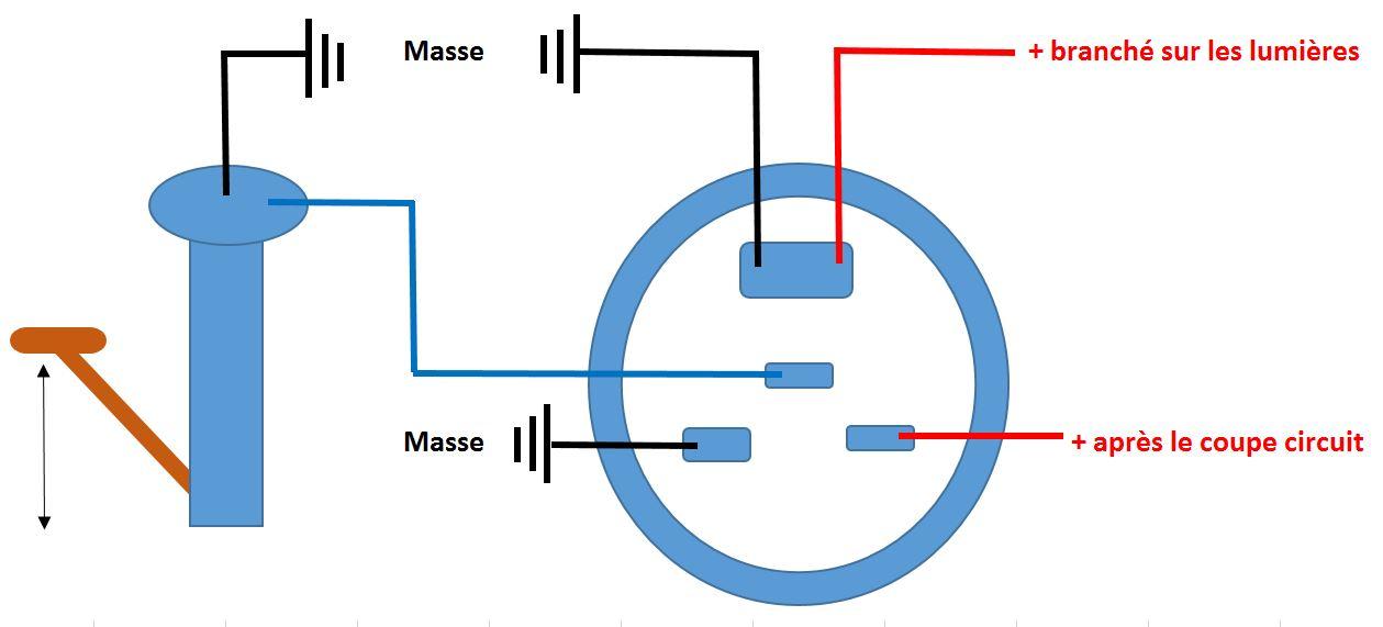 comment brancher une jauge  u00e0 levier essence  gazoil  eau d un bateau gpm guide de la led wiring diagram chalmit led wiring diagram for tube