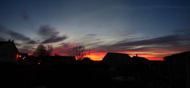 Aucun lever de soleil est identique