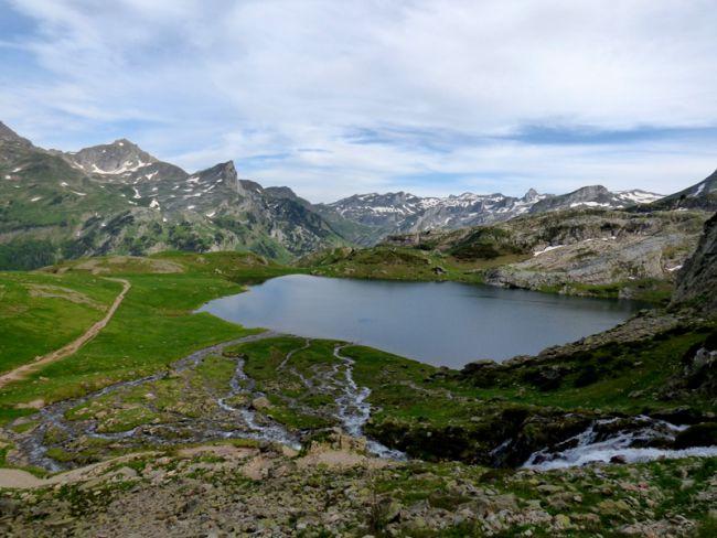 Encore un petit lac