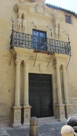 55 - Ronda (Palacio del marqués de Salvatierra) - 12 Jul 12.jpg